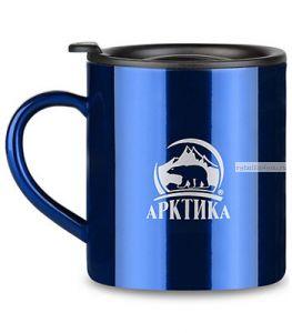 """Термокружка """"Арктика"""" 802-450 (450мл) синяя"""