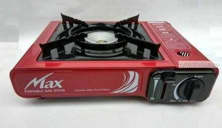 Плита газовая настольная MAX без переходника