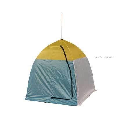 Палатка-зонт без дна Классика 1-а мест. (брезент)(СТЭК - 03065)