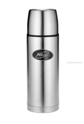 Термос BIOSTAL Охота NBP-1200B с чехлом (узкое горло) 1,2 л