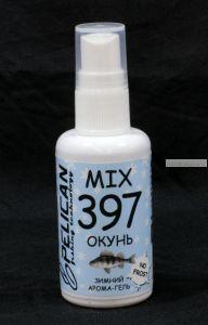 Ароматика Pelican Mix 397 Окунь 50мл