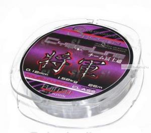 Леска монофильная Fujitsu Shogun цвет: Clear / 25 м