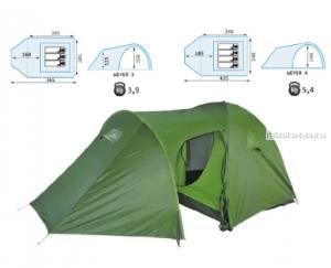 Палатка Reisen Weyer 4  (woodland)
