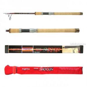 Спиннинг телескоп. Fujitsu Shogun SHTS Fishing Roos TP/MH/XF 2,45 м / тест 8 - 42 гр