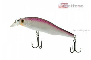Воблер Mottomo Zamora 80F 10g Col:S68 Pink Back