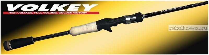 Кастинг  Major Craft Volkey VKC-782MH 2.34м / тест 7-28гр