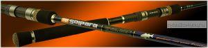 Спиннинг  Major Craft SolPara SPS-902 L 2.74м / тест 7-23гр