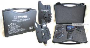 Набор беспроводных электронных сигнализаторов Kosadaka W99S