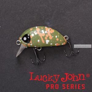 Воблер  LJ Pro Series HAIRA TINY 44F 4,4 см / 7 гр / цвет 504 / до 0,3 м Shallow Pilot