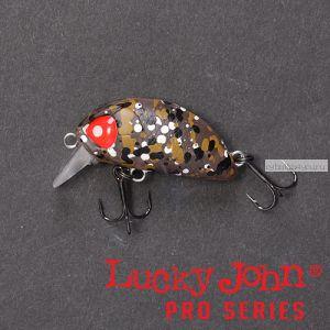 Воблер  LJ Pro Series HAIRA TINY 44LBF 4,4 см / 8 гр / цвет 503 / до 1 м Plus Foot