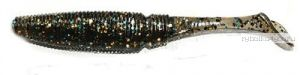 Виброхвост Kosadaka Hart Shad 75mm / цвет DS / 4 шт