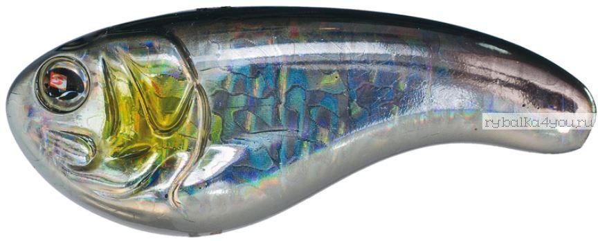 Воблер Sebile FLATT SHAD 42mm / 4гр /  дo 0.3m цвет O