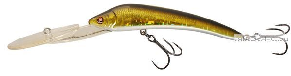 Воблер Sebile плавающий KOOLIE MINNOW LL 102mm / 16,5гр /  до 4м цвет OG