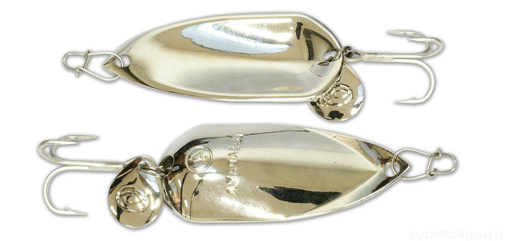 Блесна Kosadaka Grav Spoon 35мм / 6 грамм Silver  - купить со скидкой