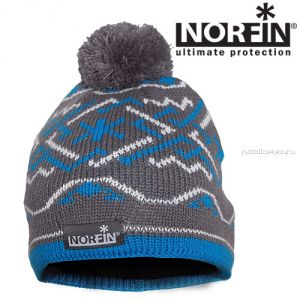Шапка Norfin Norway Women Gray (Артикул:  305755)