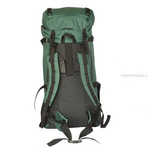 Рюкзак PRIVAL Скаут 60 литров зеленый