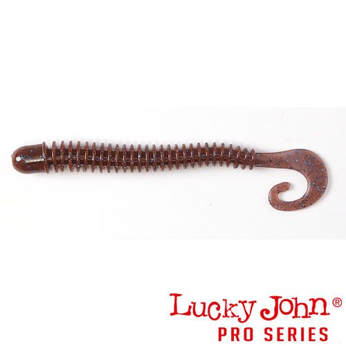 Купить Твистер Lucky John Pro Series BALLIST 3,3 / 84 мм цвет S19 8 шт
