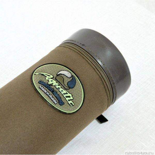 Тубус Aquatic (Акватик) с карманом TК-90 Ø90мм, длина 132см  - купить со скидкой