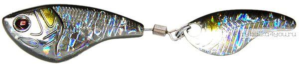 Купить Блесна Тейл-спиннер Sebile Spin Shad #0 / 7гр до 0,9м цвет O