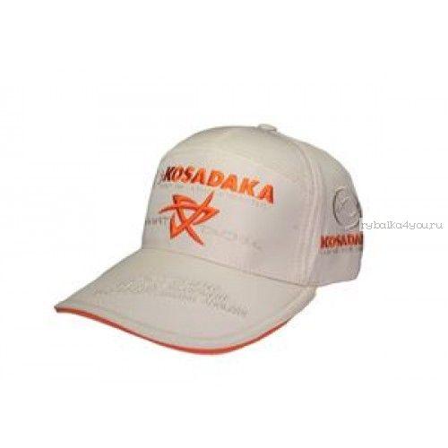 Бейсболка Kosadaka Smart Tackle (джинса бежевая)CBCSTLDB