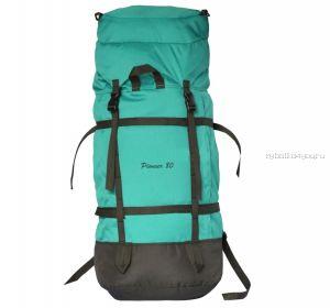 Рюкзак PRIVAL Пионер 80 л ткань Oxford  600D / зеленый