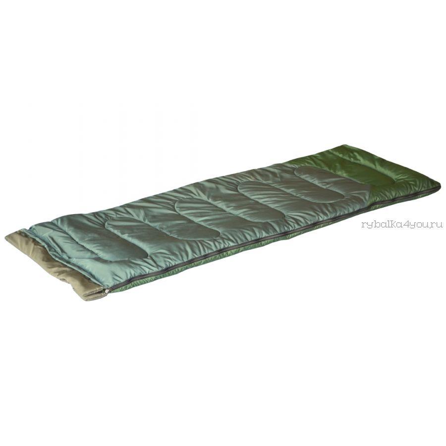 Спальный мешок Prival ЛЕТНИЙ XL /одеяло с подголовником, размер 220х95, t +5 +18C
