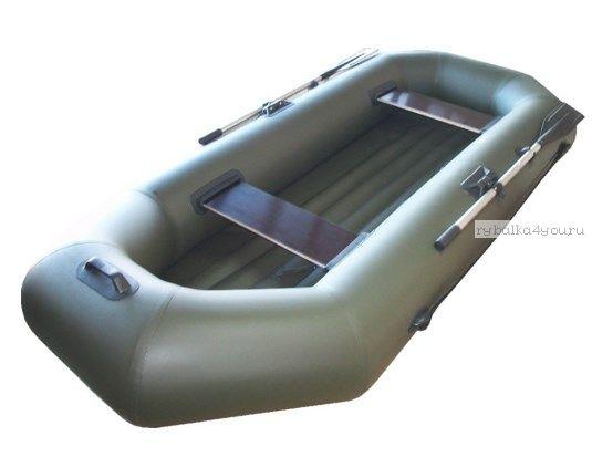 Лодка Аргонавт 280НД с надувным дном