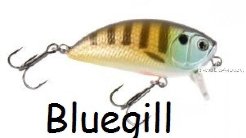 Воблер D.A.M. Pro-lite shallow crank 40 мм / 4 гр / цвет: Bluegill