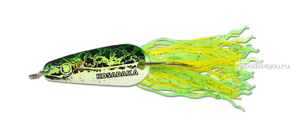 Блесна Kosadaka Bullet Spoon 55мм / 14 гр цвет: С15  - купить со скидкой