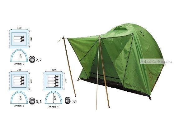 Палатка Reisen Ammer 4 (woodland)
