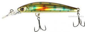 Воблер Jackall Midia 53F 55 мм / 2,8 гр /плавающий / цвет: gold yamame