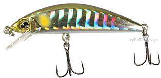 Купить Воблер Jackall Tricoroll 55F 55 мм / 2,9 гр плавающий цвет: stripe ayu