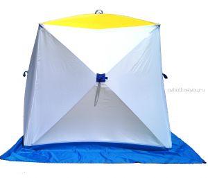 Палатка КУБ 2, двухслойная (СТЭК - 47496)