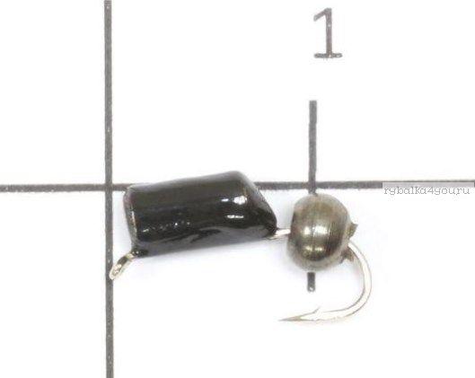 Купить Мормышка True Weight Гвоздешарик гвоздик d3,0 шарик черная латунь