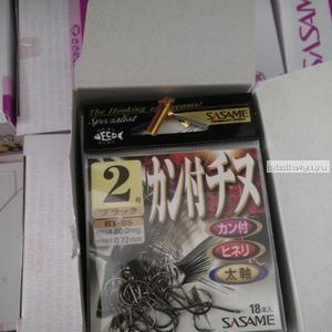 Крючок Sasame  RT-05  упаковка 18 шт