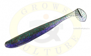 "Виброхвост Grows Culture Diamond Easy Shiner 5"" 12,5 см/ упаковка 5 шт/ цвет: PAL17"