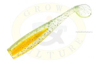 "Виброхвост Grows Culture B6LAB New Shiner 3"" 7,5 см/ упаковка 5 шт/ цвет: 004"