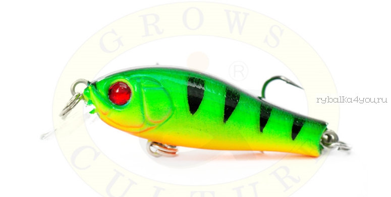 Купить Воблер Grows Culture Laker GC-1173B 35F 35мм/ 2 гр/заглубление: 0,3-0,8м/ цвет: Q16