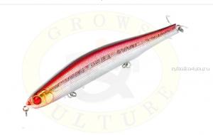Воблер Grows Culture Orbit  110 SP 110мм/ 16,5 гр/заглубление: 0,8- 1 м/ цвет: 017R
