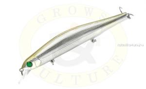 Воблер Grows Culture Orbit  110 SP 110мм/ 16,5 гр/заглубление: 0,8- 1 м/ цвет: 021R
