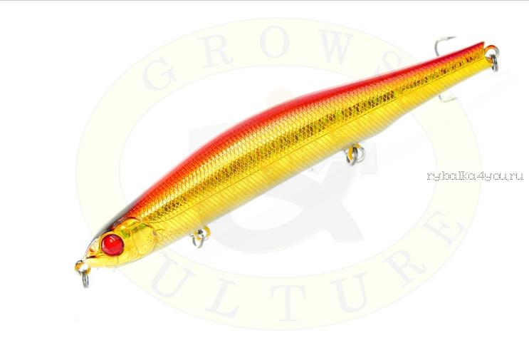 Воблер Grows Culture Orbit  110 SP 110мм/ 16,5 гр/заглубление: 0,8- 1 м/ цвет: 049R