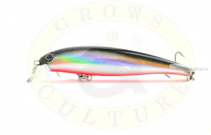 Воблер Grows Culture Tornado 87F 87 мм/ 9 гр/заглубление: 0,1 - 0,7 м/ цвет: Q1