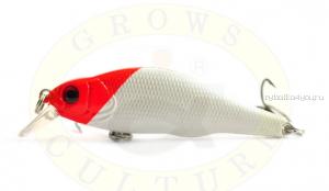Воблер Grows Culture Killer 70F 70 мм/ 8 гр/заглубление: 0,1 - 0,5 м/ цвет: Q3