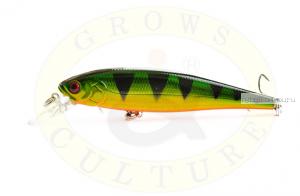 Воблер Grows Culture T-Gene 100SP 100 мм/ 17 гр/заглубление: 0,5 - 1,2 м/ цвет: Q4