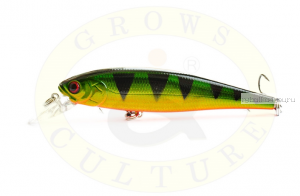 Воблер Grows Culture T-Gene 100F 100 мм/ 17 гр/заглубление: 0,5 - 1,2 м/ цвет: Q4