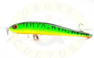 Воблер Grows Culture Tarnado 85F 85 мм/ 8 гр/заглубление: 0,8 - 1,5 м/ цвет: Q2