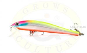 Воблер Grows Culture Tarnado 85F 85 мм/ 8 гр/заглубление: 0,8 - 1,5 м/ цвет: Q7