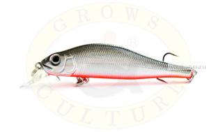 Воблер Grows Culture Swim Bait 80F 80 мм/ 6 гр/заглубление: 0,5 - 1,2 м/ цвет: Q1