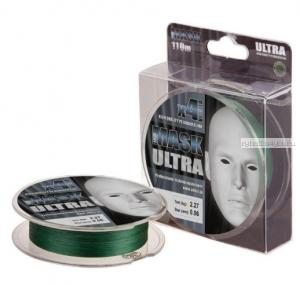 Леска плетеная Akkoi Mask Ultra X4 110 м dark green