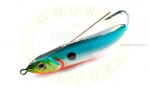 Блесна незацепляйка Grows Culture Minnow Spoon 6019 60мм / 10 гр / заглубление: 0,1 - 0,5м/ цвет: 012
